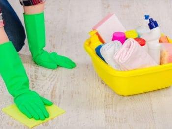 Homemade Laminate Floor Cleaner