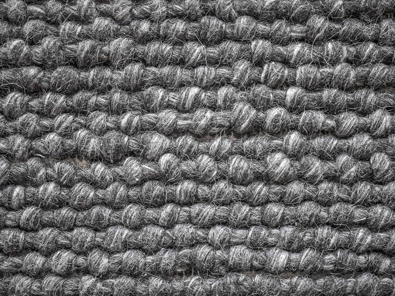 Looped Structure Berber Carpet