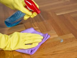 Remove Pet Stain From Hardwood Floors