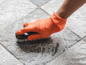 Remove Rust Stains from Concrete