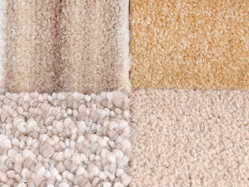 Ruffled Carpets