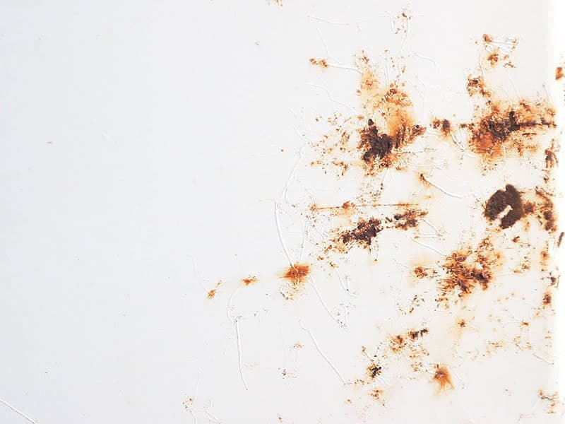 Rust Stains