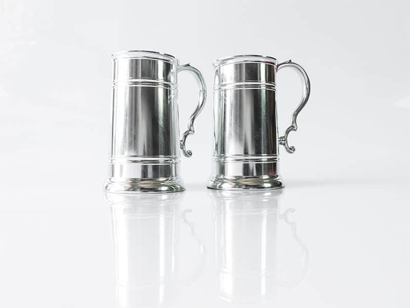 Silver Goblet Pewter