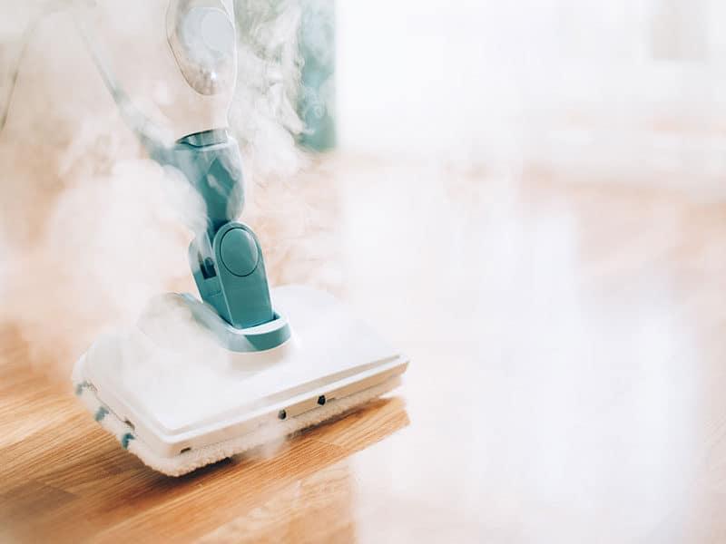 Steam Cleaner Mop Cleaining Floor