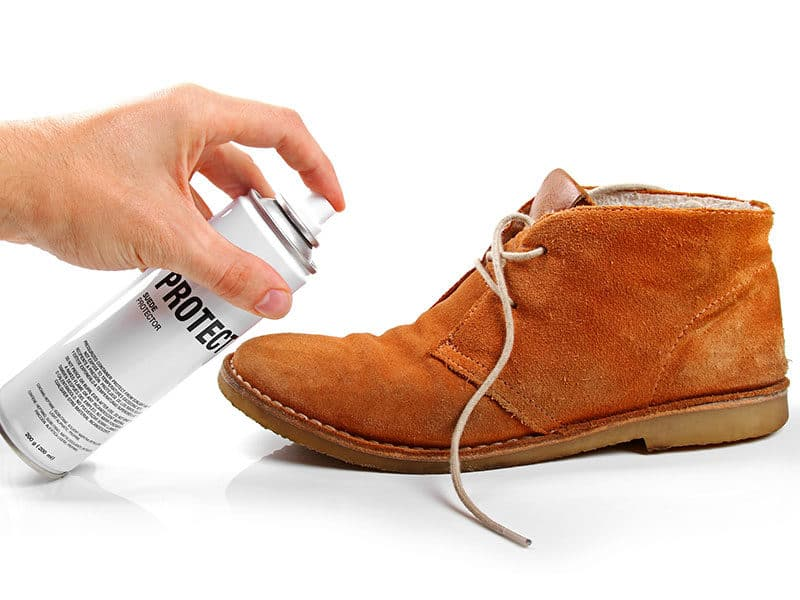 Suede Shoes Protection Spray