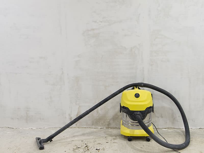Vacuum Cleaner Construction