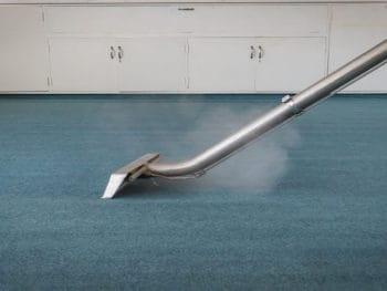 Clean Carpet With Steam Mop