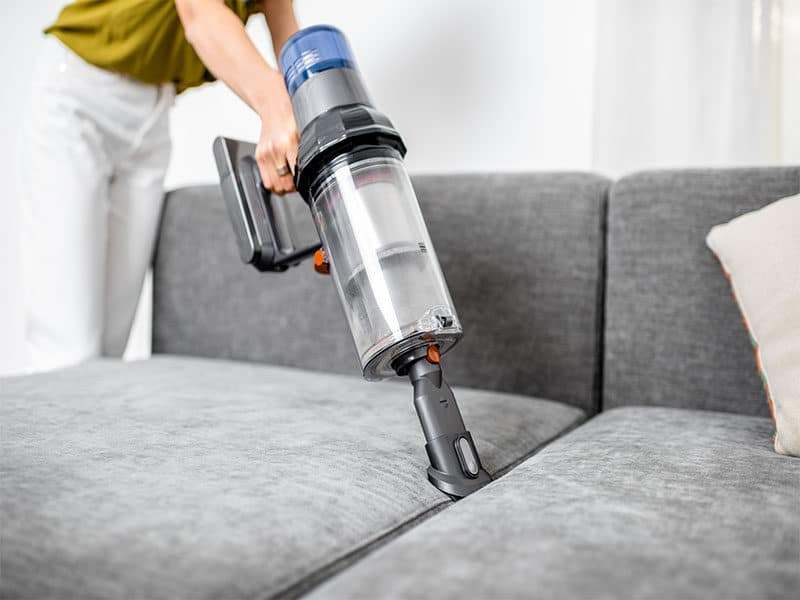 Cleaning Sofa Modern Cordless