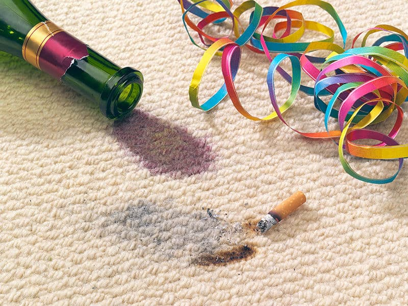 Dirty Carpet After Party