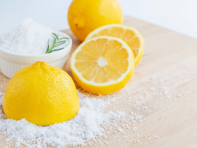 Lemon Sea Salt