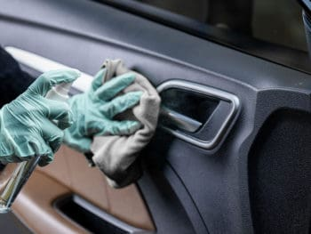 Remove Bugs From a Car