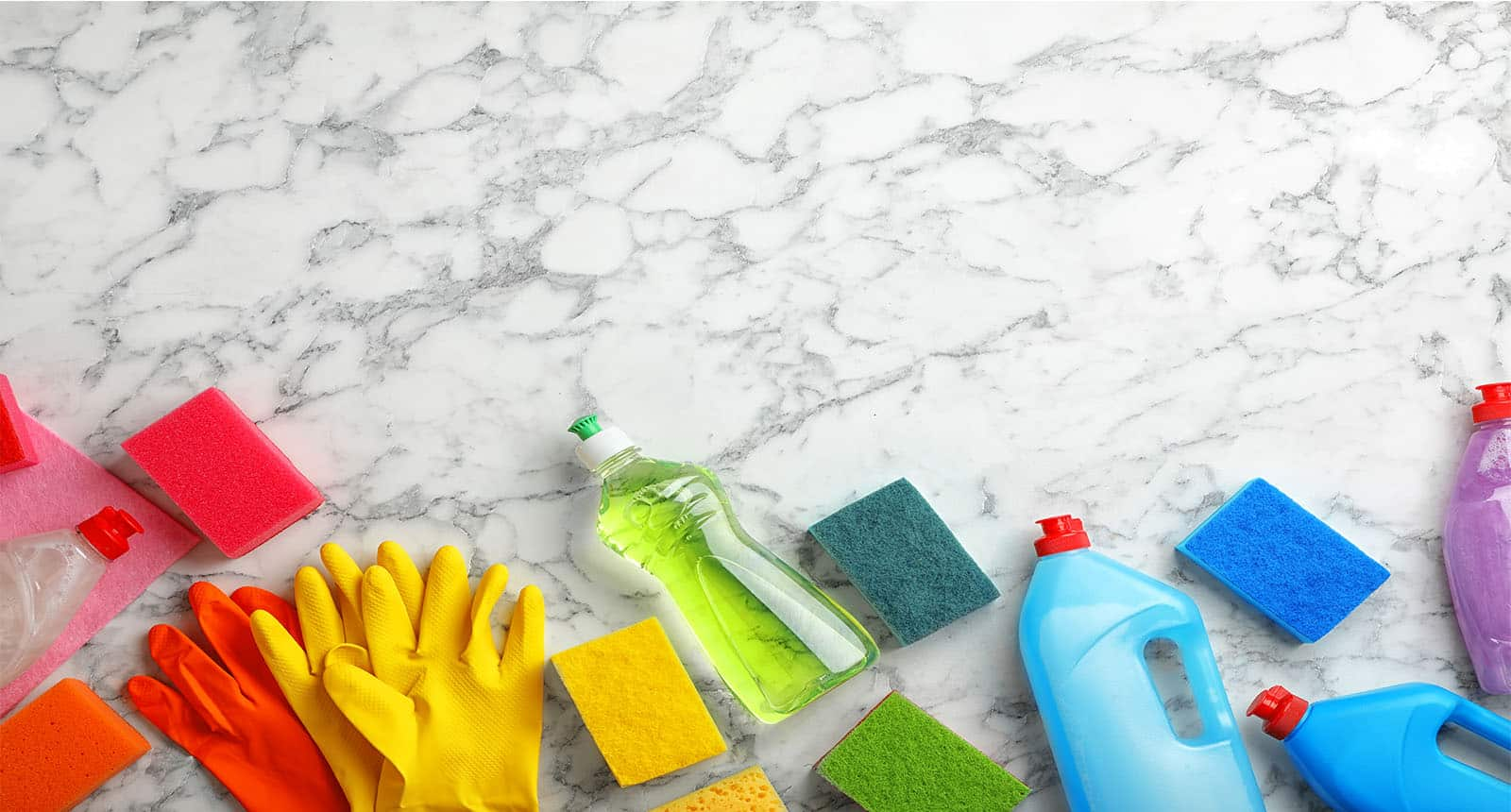 Composition Cleaning Supplies