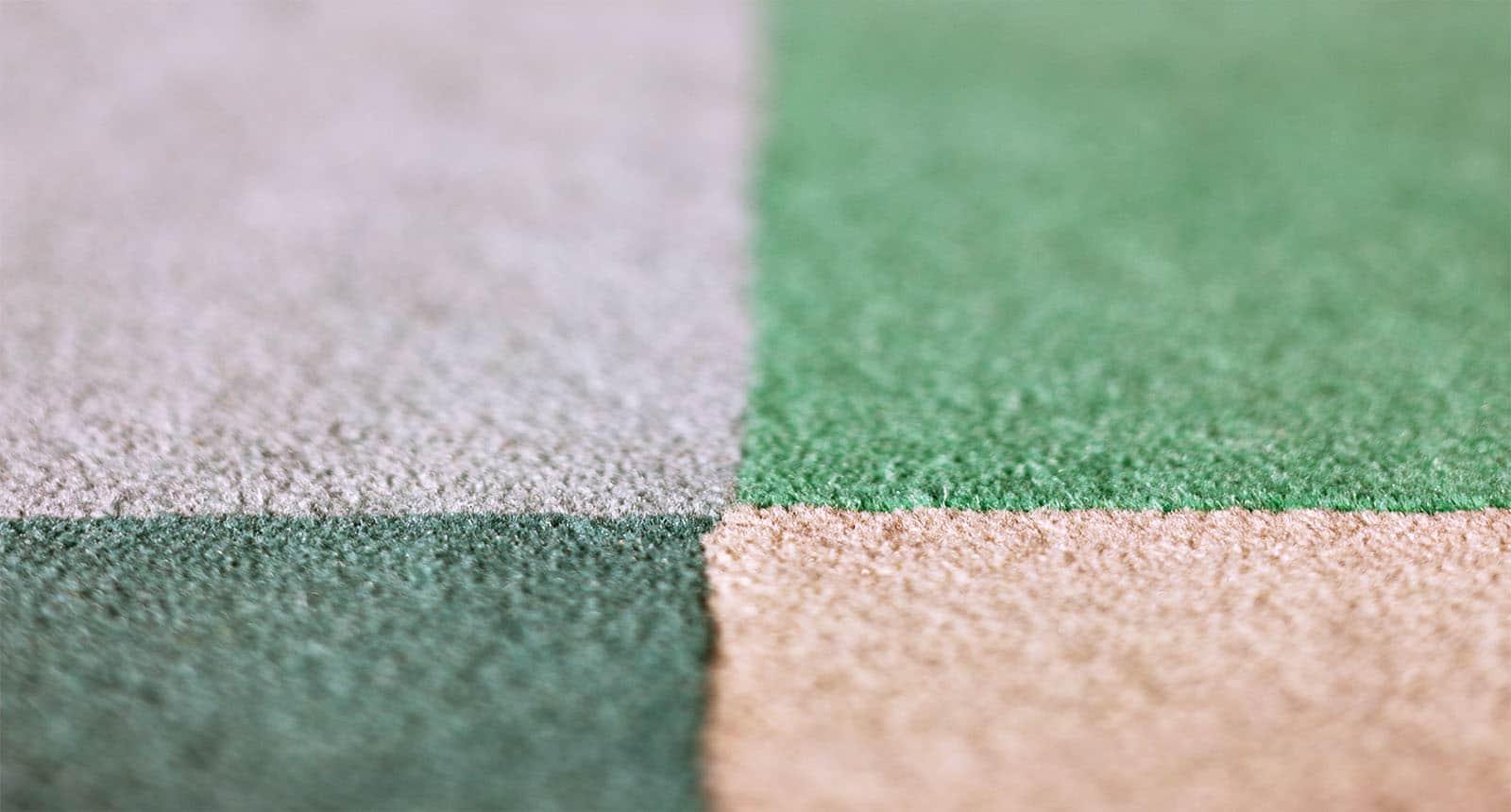 Detail Chessboard Carpet
