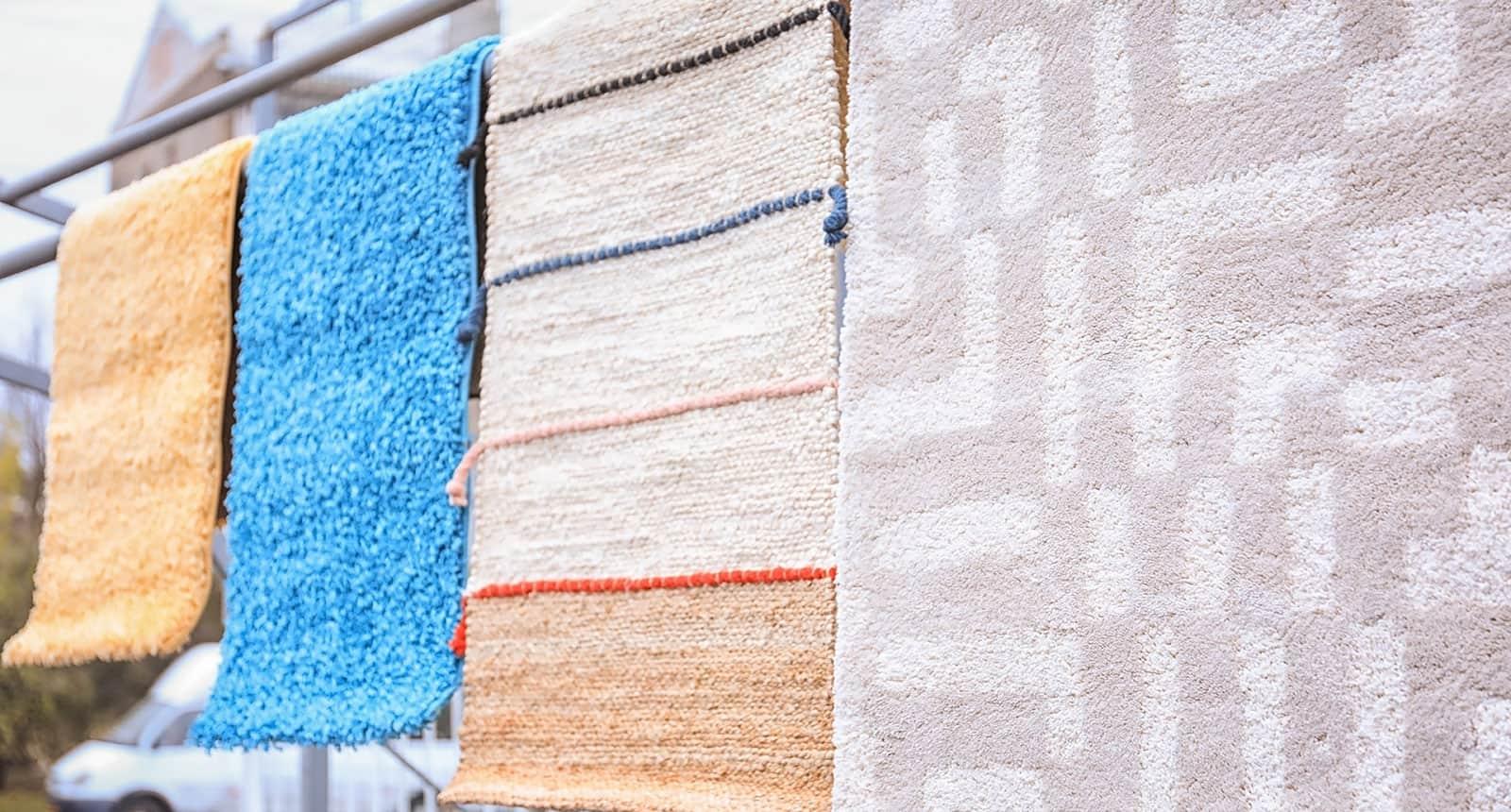 Different Carpets