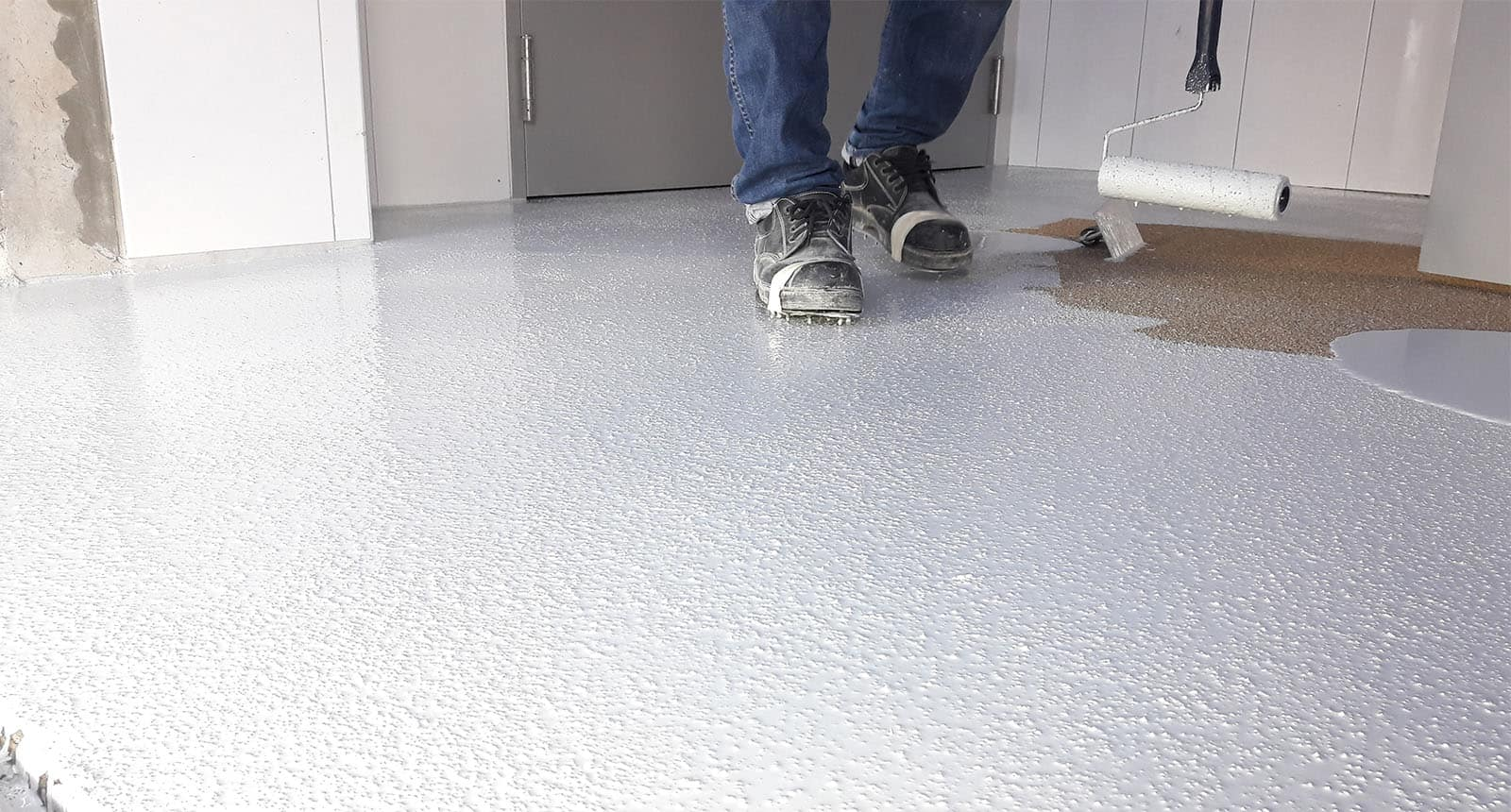 Epoxy Floor Surface