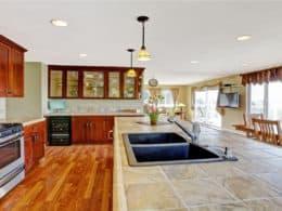 Exclusive Kitchen Flooring Materials