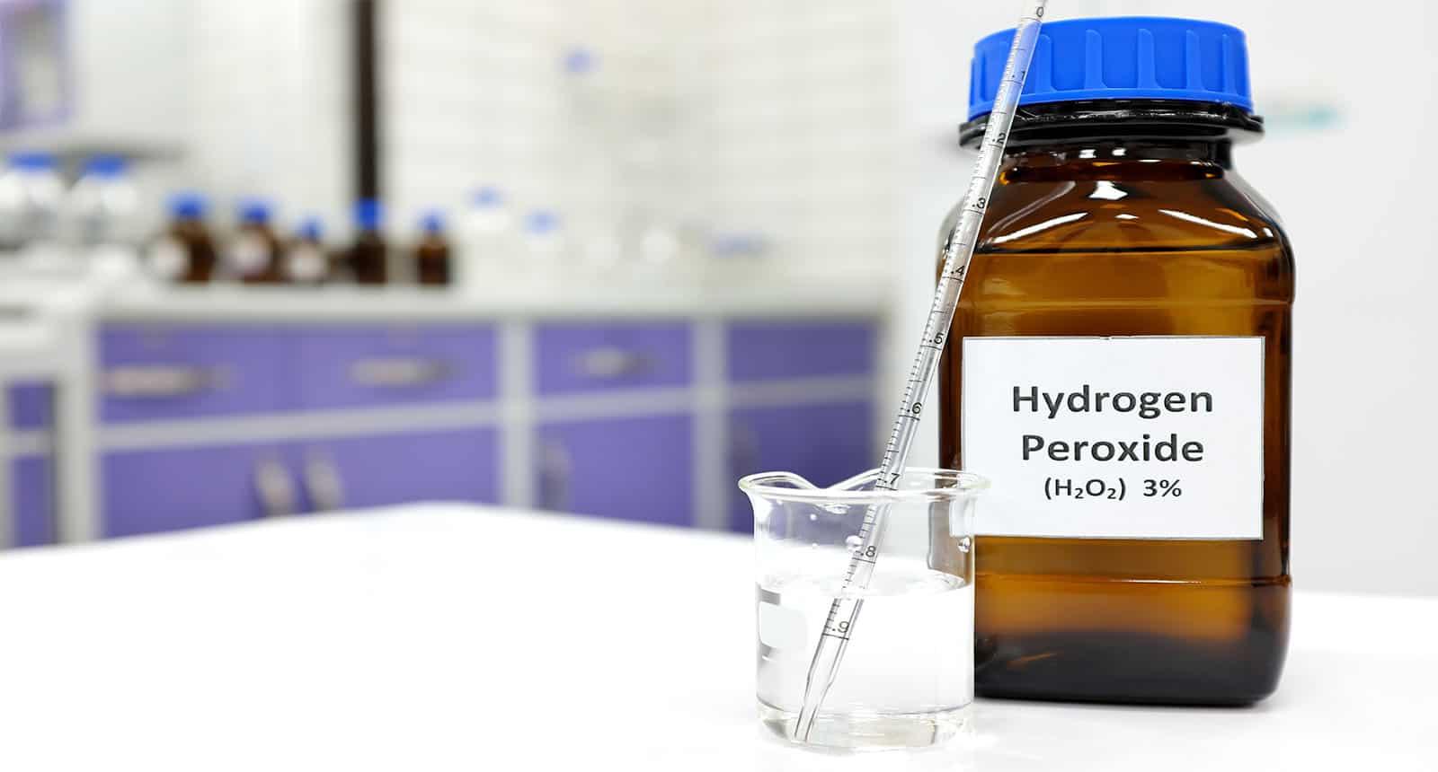 Focus Hydrogen Peroxide Solution