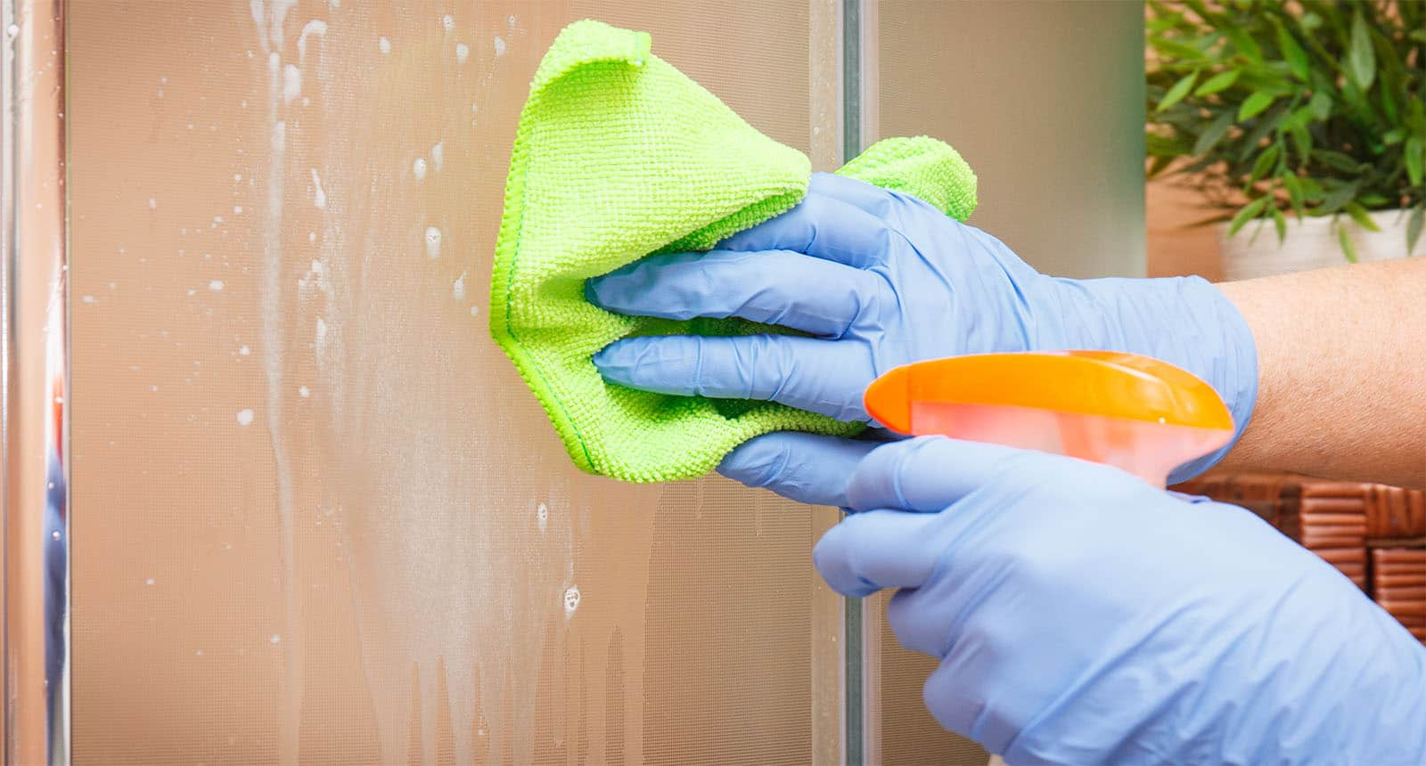 Hand Senior Protective Cleaning