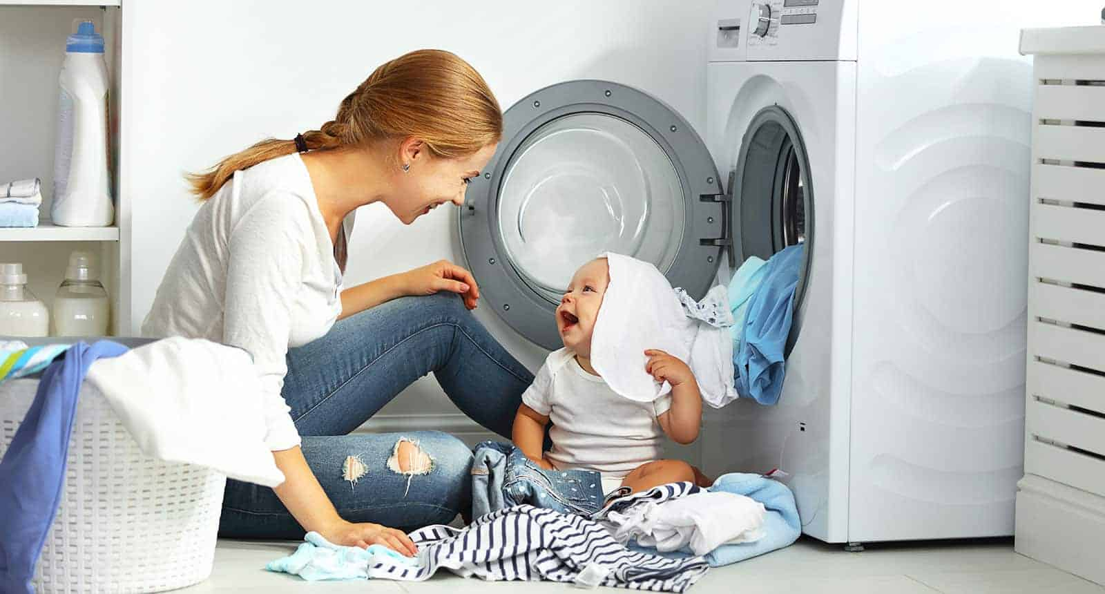HE Washers and Regular Washers