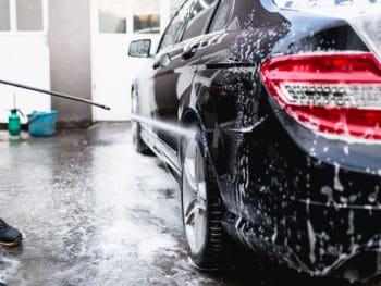 Homemade Car Wash Soap