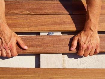 Ipe Wood How To Fix