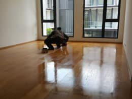 Polyurethane To Wood Floors