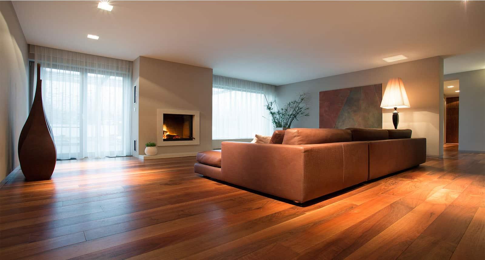 Room Wooden Floor
