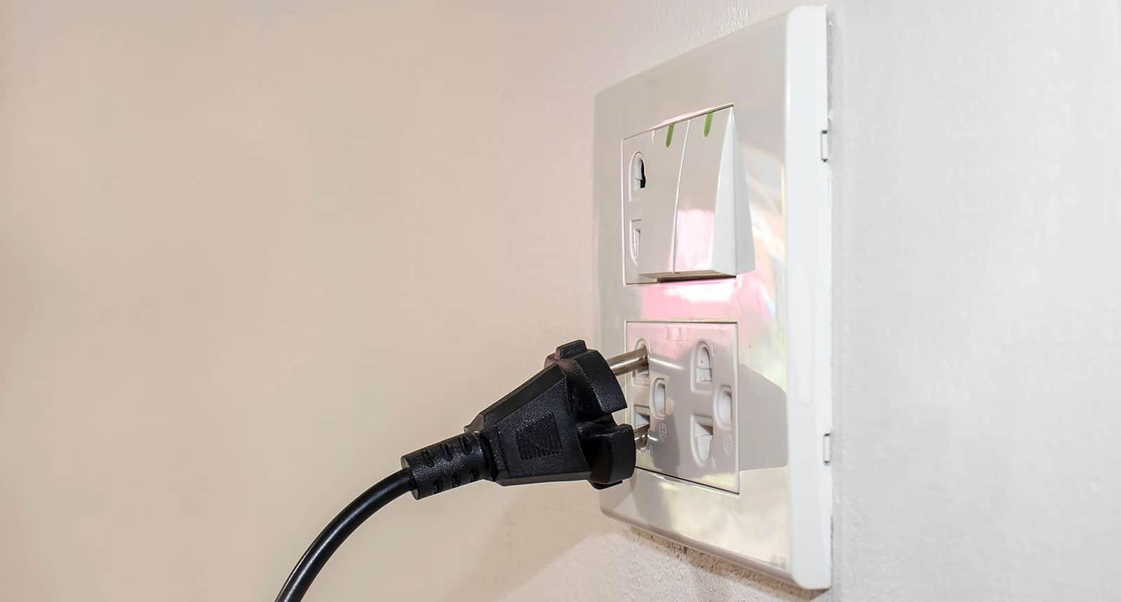 Unplug the