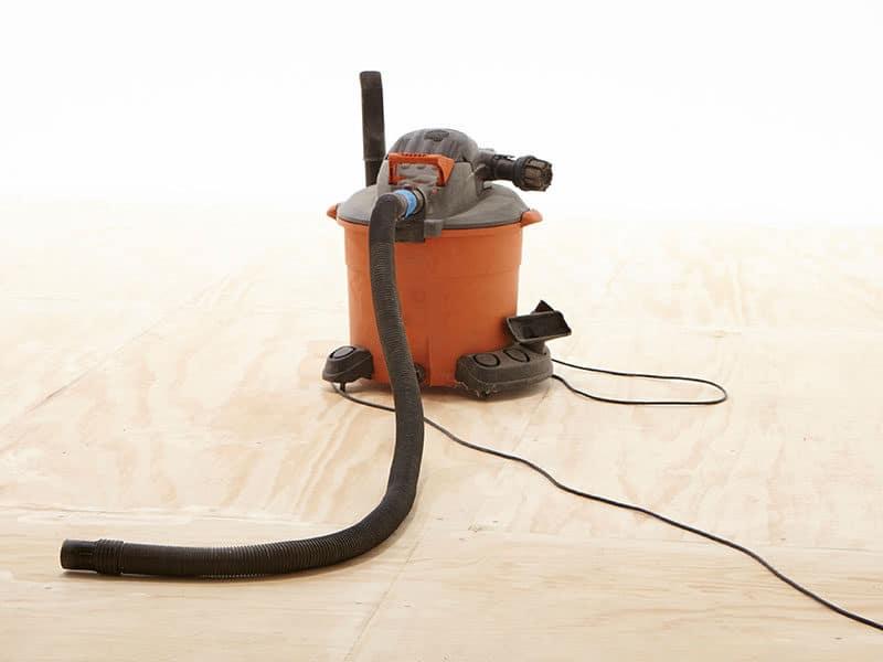 Big Shop Vacuum Cleaner