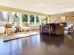 Carpet and Hardwood Flooring