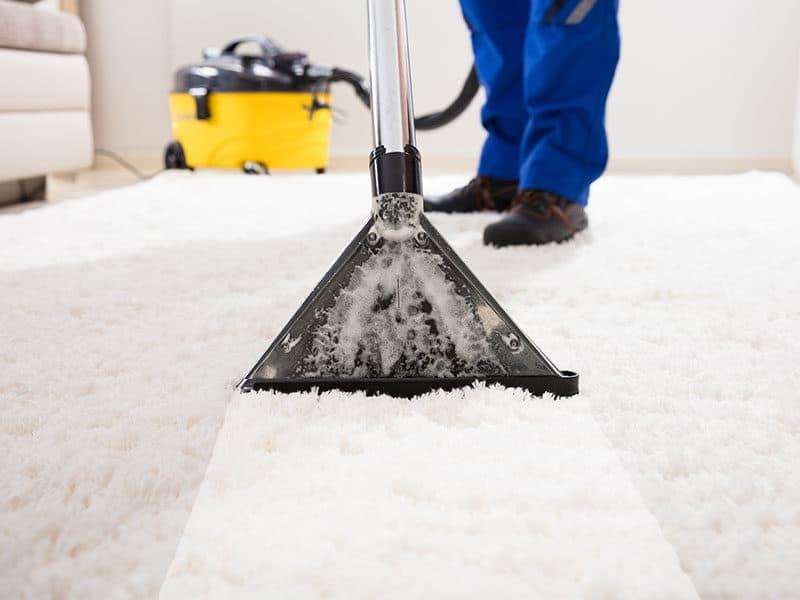 Clean Thicker Carpet
