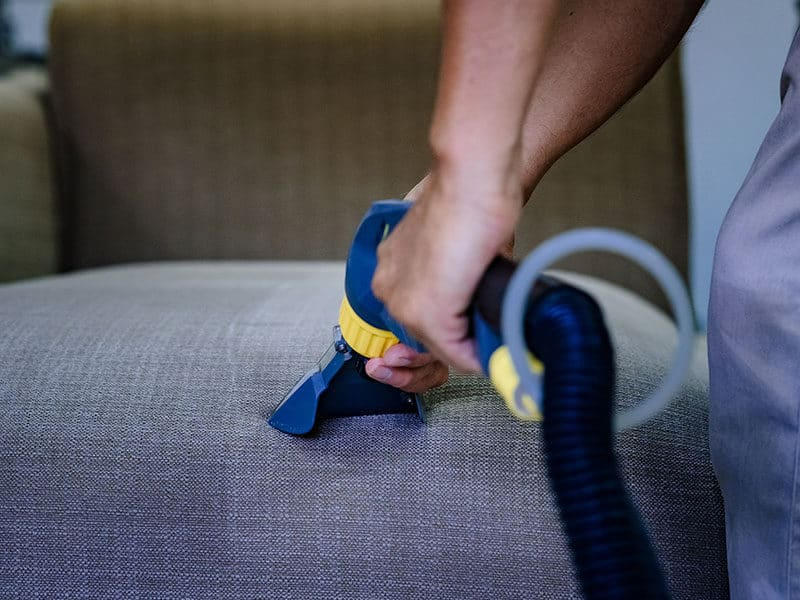 Cleaning Couch Vacuum