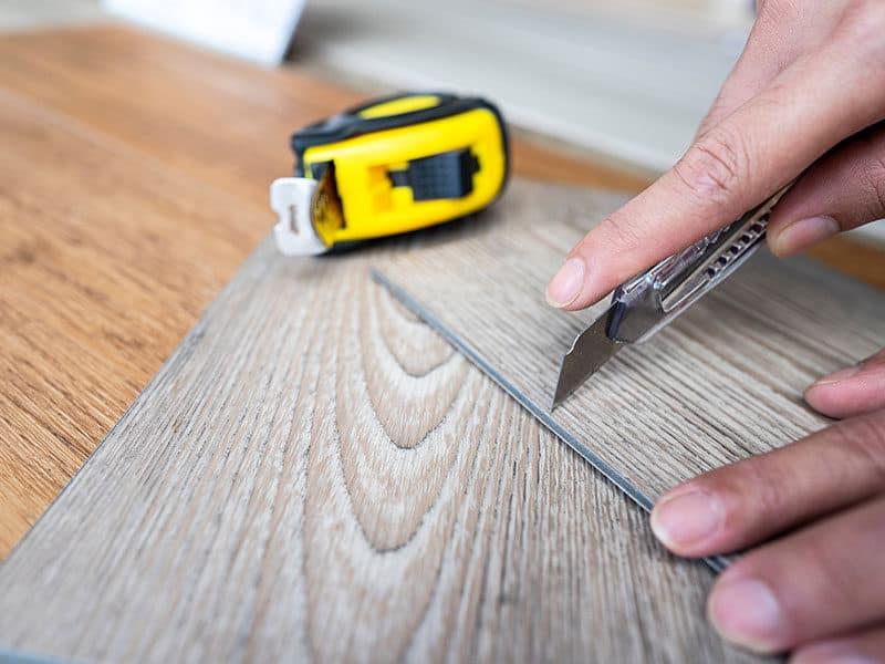 Cut Vinyl Flooring