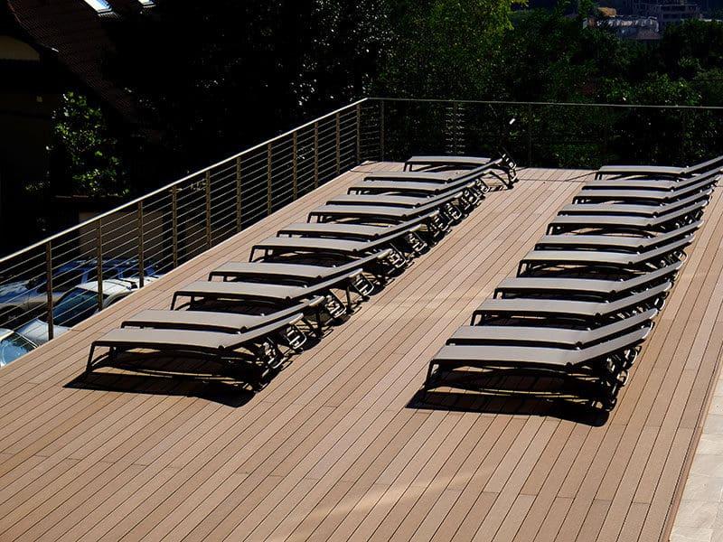 Floor Deck Chairs