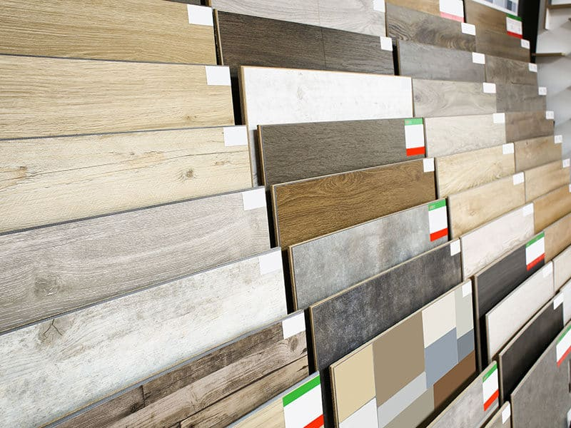Flooring Options In A Shop