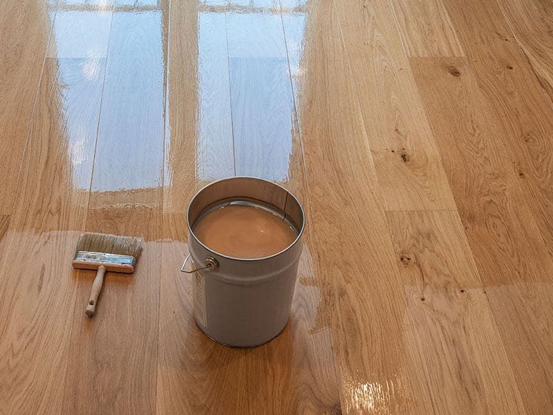 Floors With A Paintbrush