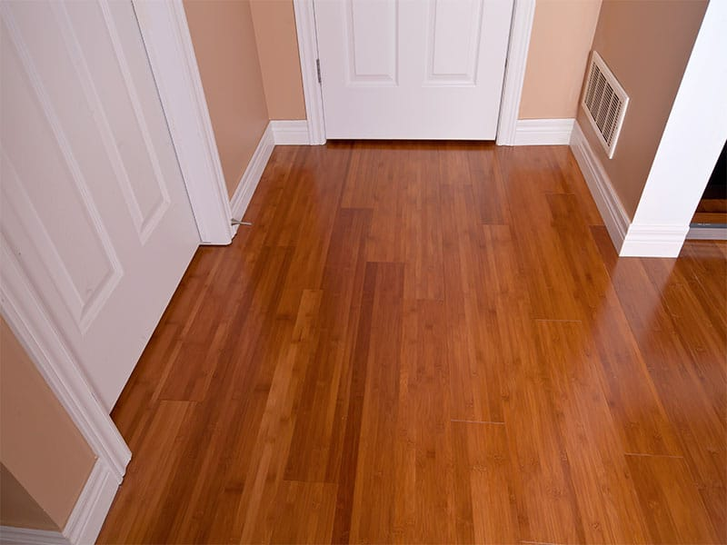 Interior Bamboo Hardwood Flooring