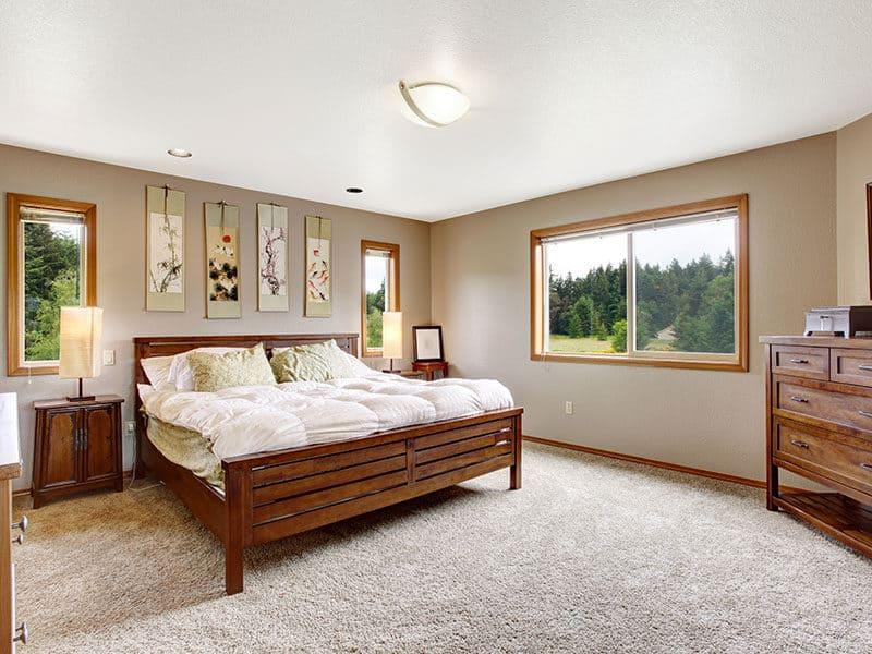 Light Colored Carpet