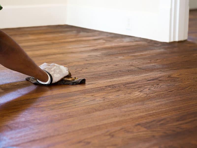 Refinishing Wood Surface