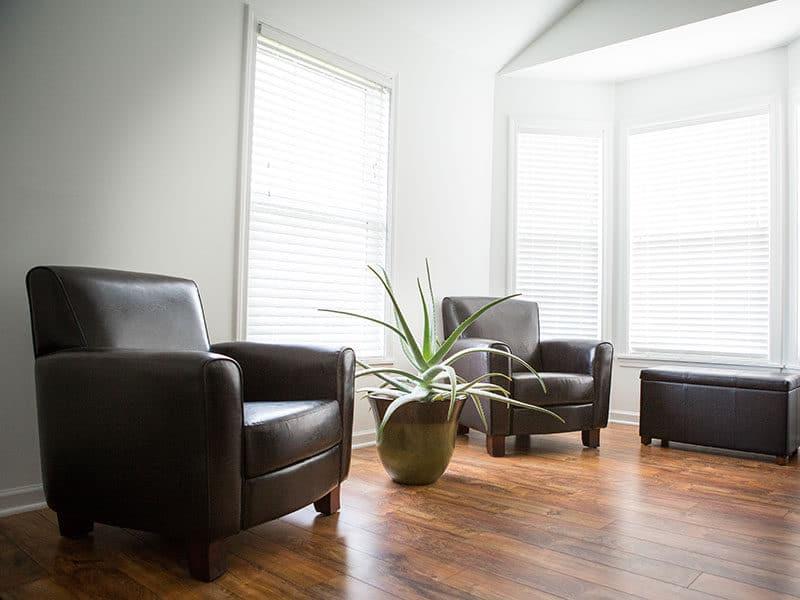 Room Wood Laminate Flooring