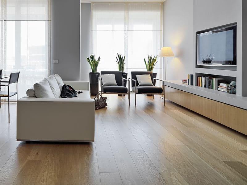 Shaw Vinyl Floorings in Room