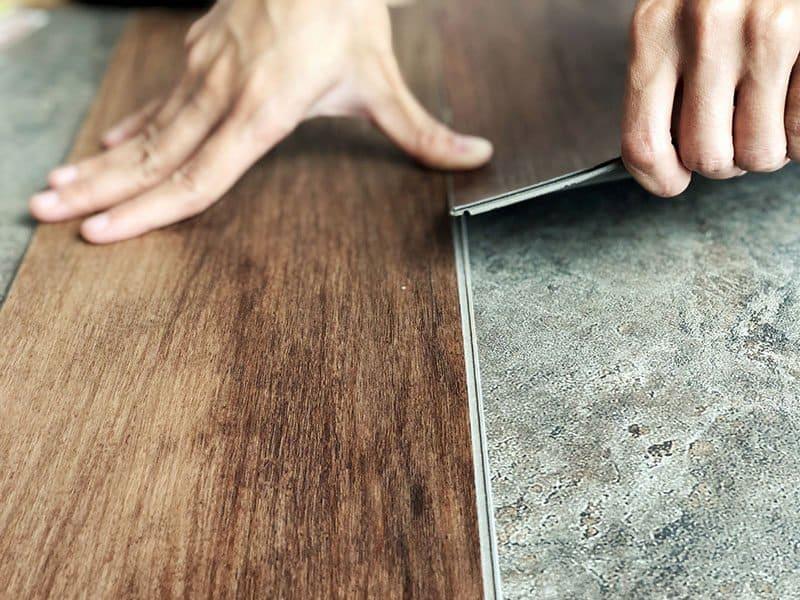 Shaw Vinyl Floorings Install