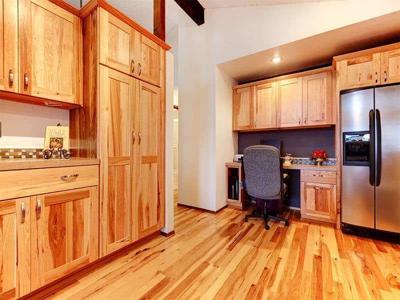 Solid Wood Acacia Kitchen