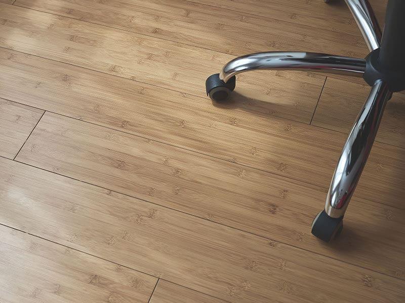 Bamboo Floor Install