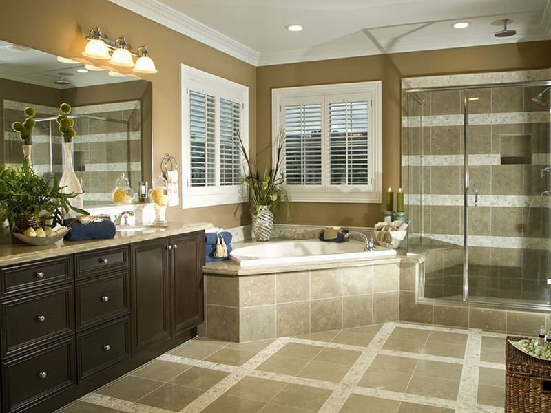 Best Flooring For Bathroom Every, What Is The Best Flooring In A Bathroom
