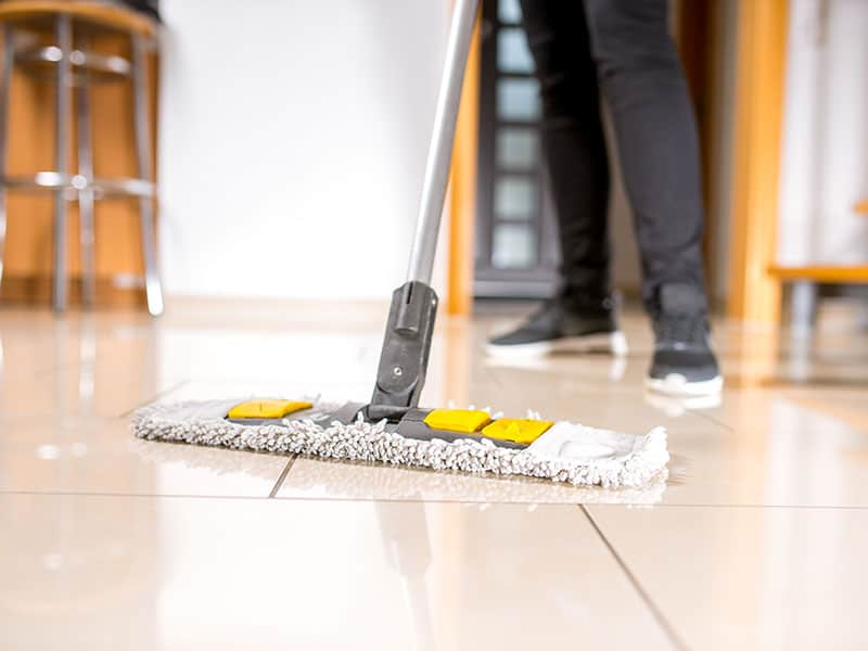 How to Clean Tile Floors for Long-Lasting