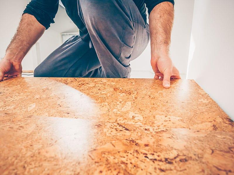 Connection Cork Flooring