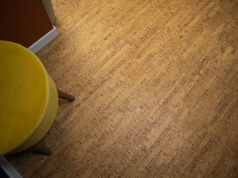 Cork Flooring Provides
