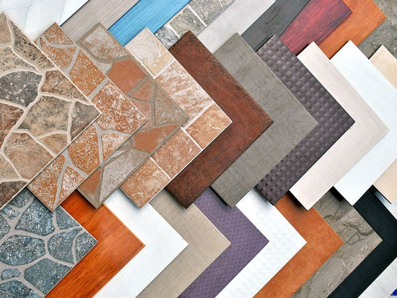 Decorative Tiles Samples
