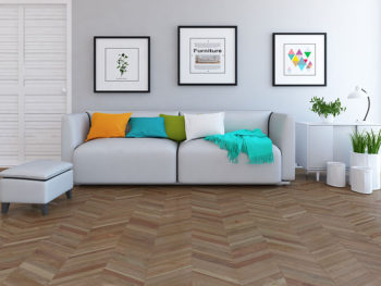 Fusion Hybrid Vinyl Plank Flooring